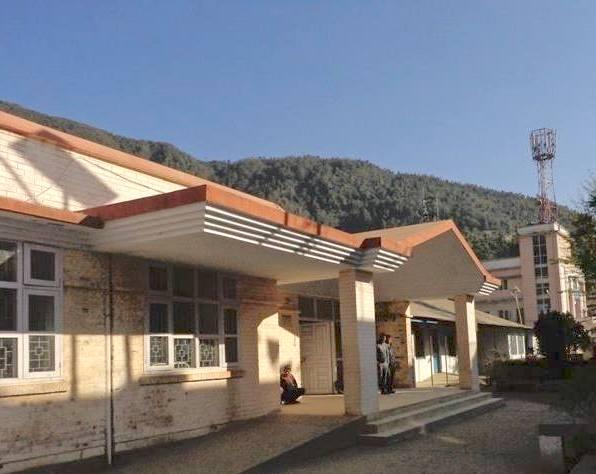 district hospital gulmi