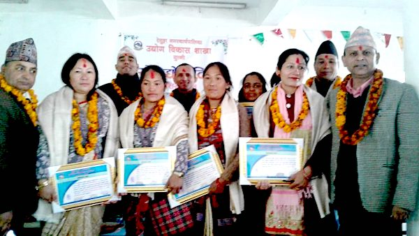 gulmi women enterpreneurs