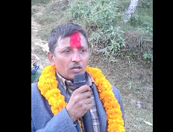 dinesh panthi