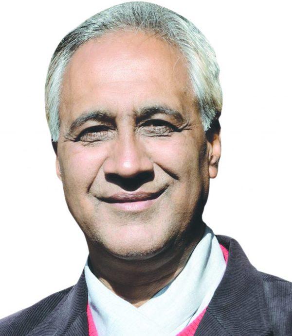 chandra bhandari