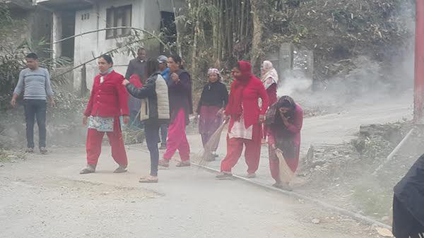 cleaning tamghas bajar