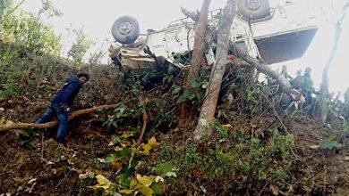 Photo of दुर्घटना अप्डेट: गुल्मीमा जिप दुर्घटना हुँदा २ को मृत्यु ( मृतक र घाईतेहरुको बिवरण सहित)