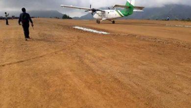 Photo of रेसुङ्गा बिमानस्थलमा परिक्षण उडान सफल