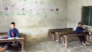 Photo of खाली कक्षाकोठामा भरिभराउ शिक्षक