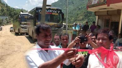 Photo of भुवाचिदीबाट काठमाण्डौको लागि एसी सहितको सुविधा सम्पन्न बस सेवा सुरु