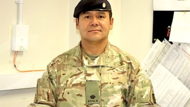 Photo of बेलायती सेनामा उच्च अधिकृत बने अर्का एक गोर्खा सैनिक