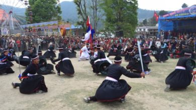 Photo of महोत्सवमा नेपाली सेनाको उत्कृष्ट सरायँले दर्शकको मन जित्यो, नयाँपन पस्किने प्रयास (फोटो फिचर)