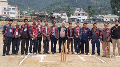 Photo of गुल्मीमा २० टिम सहभागी ५० हजार रुपैँया पुरस्कार राशीको क्रिकेट उपाधी पुल्चोकलाई