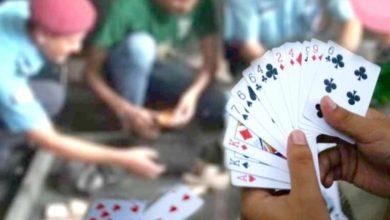 Photo of गुल्मीमा होटेलको जुवा खालबाट वडाअध्यक्ष सहित १२ जना जुवाडे पक्राउ, नगद पनि बरामद
