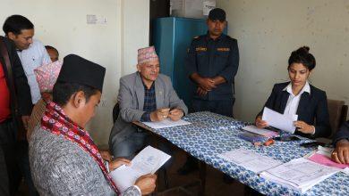 Photo of गुल्मीमा उल्लासपुर्ण रुपमा मनोनयन दर्ता, मुख्य दुई दलबीच चुनावी प्रतिस्पर्धा