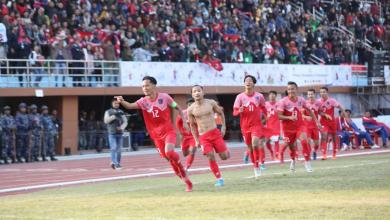 Photo of साग फुटबलमा नेपाल फेरि च्याम्पियन, जित्यो फुटवल को स्वर्ण पदक