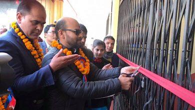 Photo of भारतीय सहयोगमा निर्मित चन्द्रकोट क्याम्पसको नयाँ भवन उद्घाटन