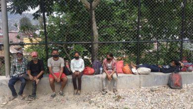 Photo of भारतबाट दैनिक दोव्वर आउँदै गुल्मेली, भारतमा भोक गाउँ रोगको डर