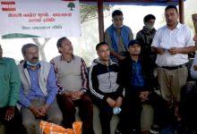 Photo of ईस्माका पहिरो पीडितलाई नेपाली काङ्ग्रेस गुल्मी-काठमाडौं सम्पर्क समितिको सहयोग