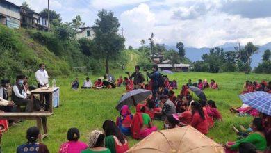 Photo of मालिकामा उत्पादनमा आधारीत अनुदान, झन्डै साढे १६ लाख रुपैँया बितरण