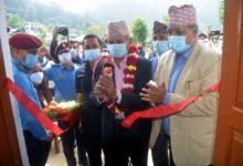 Photo of गुल्मीमा पीसीआर मेसिनको उद्घाटन:  नयाँ मेसिन आयो, एक हप्ता पछी सन्चालनमा आउने
