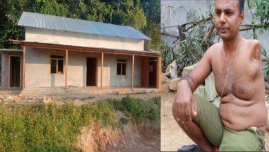 Photo of भारतमा रेल दुर्घटनामा परेका गुल्मीका पाण्डेलाई १८ लाख सहयोग जुट्यो, जग्गा किनेर घर निर्माण