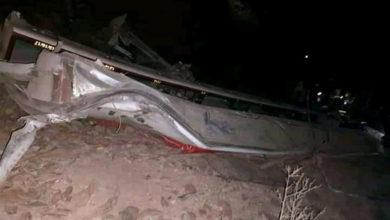 Photo of बस दुर्घटना हुँदा ८ जनाको मृत्यु, २९ भन्दा बढी घाइते
