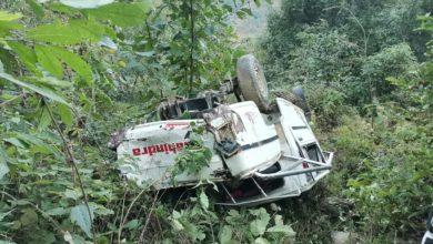 Photo of गुल्मी जिप दुर्घटनामा मृतक र घाइतेको सनाखत