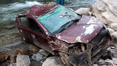 Photo of बाग्लुङमा ट्याक्सी खस्दा चालकको मृत्यु