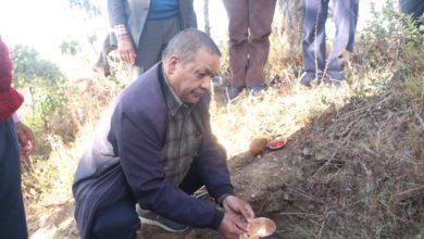 Photo of रेसुङ्गा नगरमा गौरवको आयोजना खानेपानीको निर्माण सुरु
